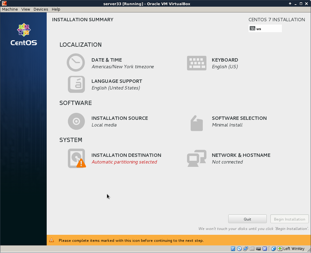... 2. How To Change Hostname in CentOS 7 ...