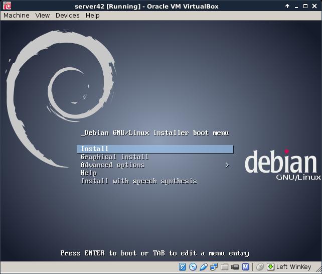 debian 8 netinstall